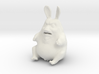 Evil Rabbit  3.4Cm 3d printed
