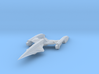 1/2500 scale Star ship combat Sawfish Destroyer 3d printed