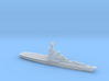 Moskva Class Helicopter Carrier, 1/6000 3d printed