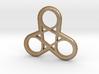 Triple Loop Pendant 3d printed