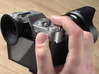 Eyecup Adapter for Fuji X-T10 / X-T20 V3 3d printed