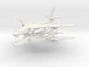 1/350 TU-16 Badger (x2) (Landing Gear Up) 3d printed