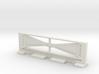 Basic Bulkhead Rail 2  3d printed