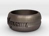 Aquarius Ring 3d printed