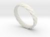 Twistium - Bracelet P=190mm h15 Alpha 3d printed