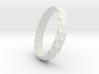 Twistium - Bracelet P=200mm h15 Alpha 3d printed