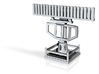 Radar Dish 1-400 Scale V1.0 3d printed