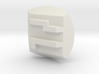 Pohatu Nuva Symbol 3d printed