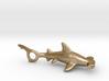 Hammerhead Shark Pendant 3d printed