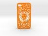 King of the Jungle Iphone Case 4 4s 3d printed