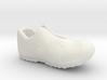 White Sneaker 3d printed