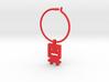 Turbo Buddy Wine Charm 3d printed