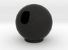 Dalek Gunstick (full Ball) 3d printed
