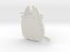 Pusheen Doodle Pendant! 3d printed
