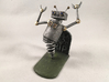 Ghost Robot 3d printed Painted. Does not come this way.