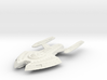 Defiant Class Scoutdestroyer 3d printed