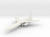 Northrop SM-62 (B-62) Snark 1/144 3d printed