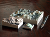Mt. Everest region, China/Nepal, 1:250000 3d printed Photo of Mt. Everest region, Nanga Parbat, and Mt. Fuji, all at 1:250000 scale