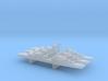 Tourville-class frigate x 3, 1/6000 3d printed