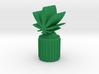 Cannabis Tire Valve Stem Cap 3d printed