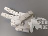 COMBINER FIST  RIGHT 3d printed