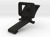 Hat Mount GoPro HERO 3/4 (Slim Case & GoPro HERO+) 3d printed