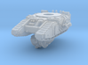 6mm Halberd Superheavy Sci-Fi Tank 3d printed