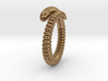 """""""Life of a worm"""" Part 1 - ring 3d printed"""