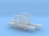1/50th Oilfield heavy truck bumper set of 2 3d printed