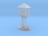 Switch Tower - Z Scale 3d printed