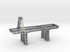 """3.5"""" micro metal crane 3d printed"""