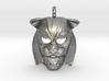 Tiger kabuki-style  Pendant 3d printed