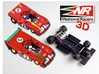 3D chassis - Sloter Ferrari 312 PB (SW) 3d printed Sloter Models (Short and long)