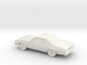 1/87 1977-78 Chevrolet Impala Coupe 3d printed