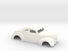 1/25 1940 Ford Coupe 3 Inch Chop 3d printed