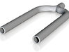 Simple Pivot Pipe 3d printed