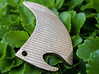 Sharkfin Bottle Opener 3d printed