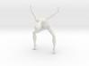 1/18 Nude Dancers 011 3d printed