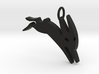Black Rabbit of Inle 3d printed