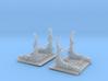 1/20 PT Torpedo Rack TypE Empty 3d printed