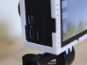 "GoPro Hero3 ""Touch'n'Batt"" Frame'ish (Frame) 3d printed The notch shown here is designed for the Battery backpac USB port"