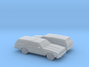 1/160 2X 1977-78 Chevrolet Caprice Station Wagon 3d printed