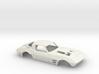 1/8 Corvette Grand Sport 1964 3d printed