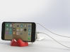 iPhone 6S/6S Plus Dock-Red 3d printed 3D Rendered images of iPhone 6S Plus Docking and Charging