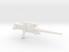 Galactic Protector Army Rifle 3d printed