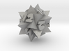 Compound of 5 Tetrahedra as d12 3d printed