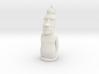 Moai Bishop 3d printed