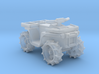 Quad ATV 1-87 HO Scale Style (Aggressive) 2.0 Fros 3d printed