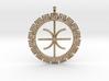 Delphic Apollo E Ancient Greek Jewelry Symbol 3D  3d printed