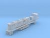 NRE 3GS21B Genset: Angled Fuel Tank (N - 1:160) 3d printed